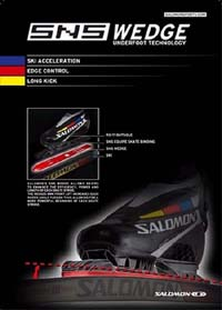 Salomon WEDGE