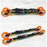 Skirollo-RCS CARBON SK - Full carbon rollerskis