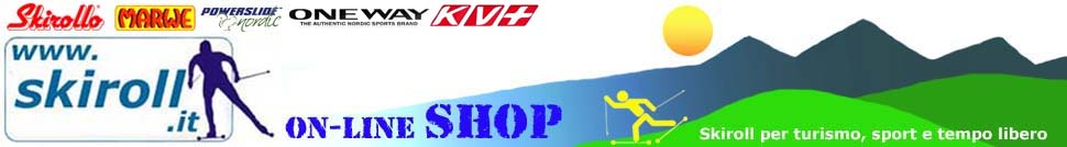 Skiroll.it On-Line Shop - Skirollo & MARWE Rollerskis Italia