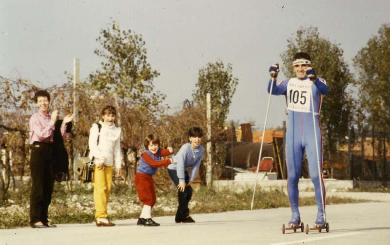 Luigi Sebben - 1982 - Record Day
