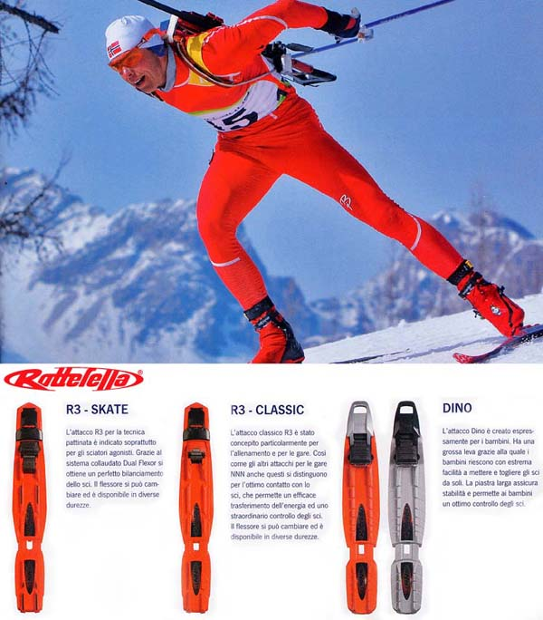 Salomon JIG Ski Dima per il montaggio degli attacchi da