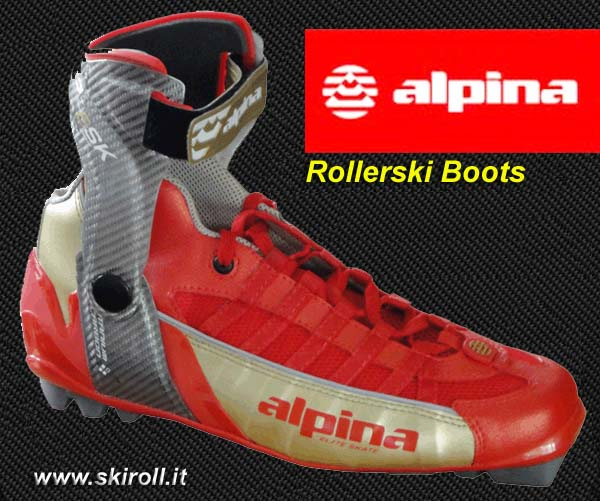Scarpe Alpina Skiroll