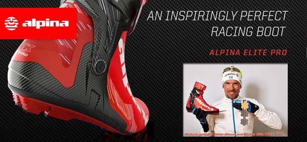 Alpina Elite The way to the top