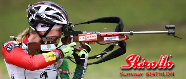 Skiroll per il biathlon
