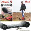 Skirollo Diablo - Multi-terrain rollerskis