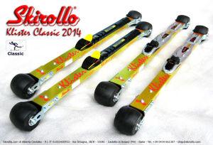 Skirollo Klister Classic Rollerski