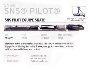 Salomon Pilot Skate Binding