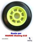 Ruota 105mm MARWE Skating 610