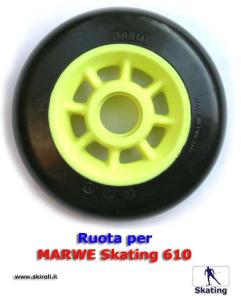 MARWE Skating 610 Rollerski Wheels