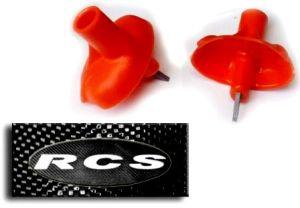 Puntali fondo RCS 9 mm