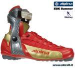 Alpina RRS Skate Rollerski Boots