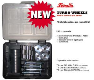 Kit TURBO Wheels