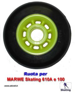 Ruota MARWE Skating 100mm