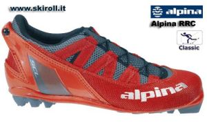 Alpina RRC Classic Summer Rollerski Boot