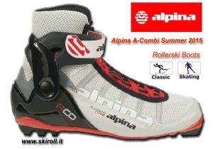 Alpina A-Combi Summer 2015