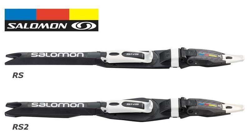 SNSPILOT Salomon Carbon RS Skate Pilot Binding