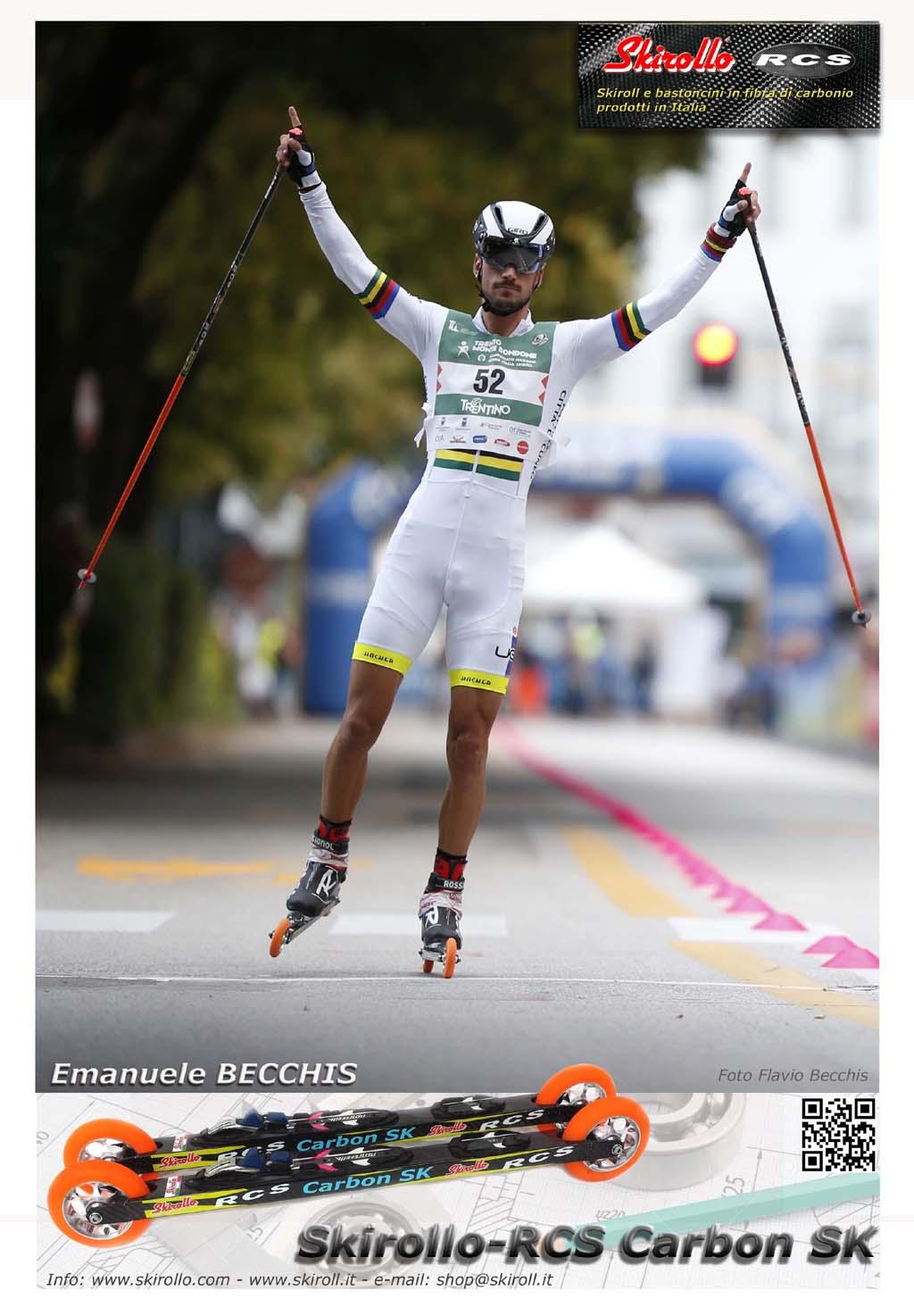 Skirollo-RCS Carbon SK - Emanuele Becchis